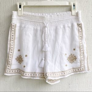 J. Crew Factory | Embroidered Shorts